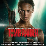 TOMB RAIDER (MUSIQUE DE FILM) - TOM HOLKENBORG (CD)