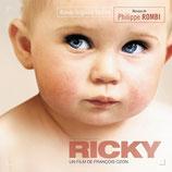 RICKY (MUSIQUE DE FILM) - PHILIPPE ROMBI (CD)