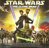STAR WARS THE CLONE WARS (MUSIQUE) KEVIN KINER - JOHN WILLIAMS (CD)