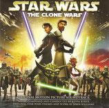 STAR WARS THE CLONE WARS (MUSIQUE FILM) KEVIN KINER - JOHN WILLIAMS (CD)