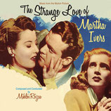 L'EMPRISE DU CRIME (THE STRANGE LOVE OF MARTHA IVERS) - MIKLOS ROZSA (CD)
