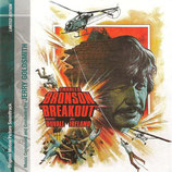 L'EVADE (BREAKOUT) - MUSIQUE DE FILM - JERRY GOLDSMITH (CD)