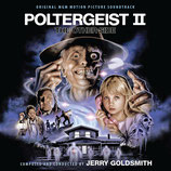 POLTERGEIST 2 (MUSIQUE DE FILM) - JERRY GOLDSMITH (3 CD)