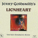 COEUR DE LION (LIONHEART) (MUSIQUE DE FILM) - JERRY GOLDSMITH (CD)