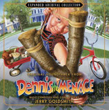 DENIS LA MALICE (DENNIS THE MENACE) MUSIQUE - JERRY GOLDSMITH (CD)