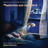 MIRACLE SUR LA 8EME RUE (BATTERIES NOT INCLUDED) JAMES HORNER (2 CD)