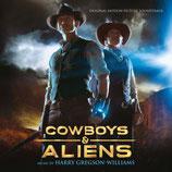 COWBOYS & ENVAHISSEURS (MUSIQUE) - HARRY GREGSON-WILLIAMS (CD)