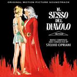 IL SESSO DEL DIAVOLO (MUSIQUE DE FILM) - STELVIO CIPRIANI (CD)