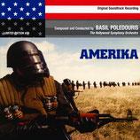 AMERIKA (MUSIQUE DE FILM) - BASIL POLEDOURIS (CD)