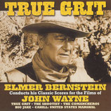 TRUE GRIT / COMANCHEROS / BIG JAKE (MUSIQUE DE FILM) - ELMER BERNSTEIN (CD)