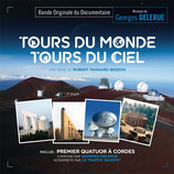 TOURS DU MONDE, TOURS DU CIEL (MUSIQUE) - GEORGES DELERUE (CD)