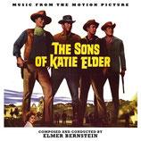 LES QUATRE FILS DE KATIE ELDER (MUSIQUE) - ELMER BERNSTEIN (CD)