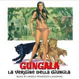 GUNGALA LA VIERGE DE LA JUNGLE (MUSIQUE) - ANGELO FRANCESCO LAVAGNINO (CD)