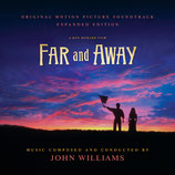 HORIZONS LOINTAINS (FAR AND AWAY) MUSIQUE - JOHN WILLIAMS (2 CD)