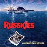 RUSSKIES (MUSIQUE DE FILM) - JAMES NEWTON HOWARD (CD)