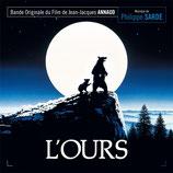 L'OURS (MUSIQUE DE FILM) - PHILIPPE SARDE (CD)