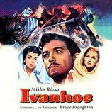 IVANHOE (MUSIQUE DE FILM) INTRADA - MIKLOS ROZSA (CD)