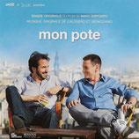 MON POTE (MUSIQUE DE FILM) - CALOGERO - GIOACCHINO (CD)