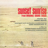SUNSET SUNRISE (MUSIQUE DE FILM) - NINO ROTA (CD)