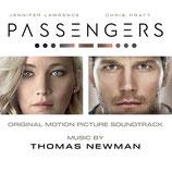 PASSENGERS (MUSIQUE DE FILM) - THOMAS NEWMAN (CD)