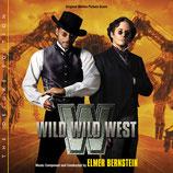 WILD WILD WEST (DELUXE EDITION) MUSIQUE - ELMER BERNSTEIN (CD)