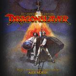 LE DRAGON DU LAC DE FEU (DRAGONSLAYER) MUSIQUE - ALEX NORTH (CD)