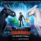 DRAGONS 3 : LE MONDE CACHE (MUSIQUE DE FILM) - JOHN POWELL (CD)