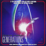 STAR TREK GENERATIONS (MUSIQUE DE FILM) - DENNIS McCARTHY (2 CD)