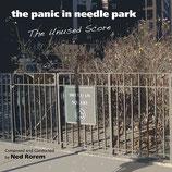 PANIQUE A NEEDLE PARK (MUSIQUE DE FILM) - NED ROREM (CD)