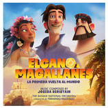 LE VOYAGE DE MAGELLAN (MUSIQUE DE FILM) - JOSEBA BERISTAIN (CD)