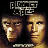 LA PLANETE DES SINGES (PLANET OF THE APES) - JERRY GOLDSMITH (CD)