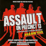 ASSAUT / DARK STAR - L'ETOILE NOIRE (MUSIQUE) - JOHN CARPENTER (CD)