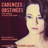 CADENCES OBSTINEES (MUSIQUE DE FILM) - JEAN-MICHEL BERNARD (CD)