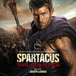 SPARTACUS : LA GUERRE DES DAMNES (MUSIQUE) - JOSEPH LODUCA (CD)