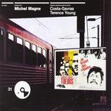 COMPARTIMENT TUEURS / DE LA PART DES COPAINS - MICHEL MAGNE (CD)