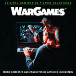 WARGAMES (MUSIQUE DE FILM) - ARTHUR B RUBINSTEIN (2 CD)