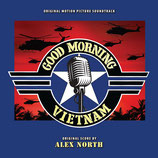 GOOD MORNING VIETNAM / OPERATION DUMBO DROP - ALEX NORTH (CD)