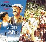 LA GLOIRE DE MON PERE / LE CHATEAU DE MA MERE - VLADIMIR COSMA (CD)