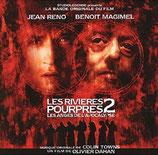 LES RIVIERES POURPRES 2 (MUSIQUE DE FILM) - COLIN TOWNS (CD)