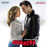 AMOURS TROUBLES (GIGLI) MUSIQUE DE FILM - JOHN POWELL (CD)