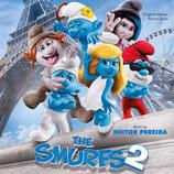 LES SCHTROUMPFS 2 (THE SMURFS 2) MUSIQUE - HEITOR PEREIRA (CD)