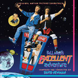 L'EXCELLENTE AVENTURE DE BILL ET TED (MUSIQUE) - DAVID NEWMAN (CD)