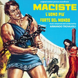 MACISTE L'HOMME LE PLUS FORT DU MONDE (MUSIQUE) - ARMANDO TROVAJOLI (CD)