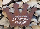 """Krone """"Chrönli richte"""""""