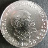 オーストラリア銀貨 西暦1958年