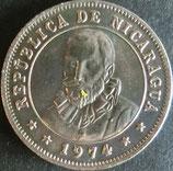 ニカラグア記念貨 西暦1974年