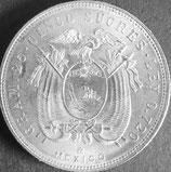エクアドル記念銀貨 西暦1944年Φ38