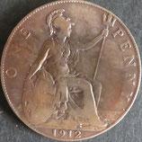 イギリス 西暦1912年