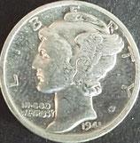 マーキュリー西暦1941年