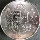 カール16世グスタフ記念銀貨 西暦1976年